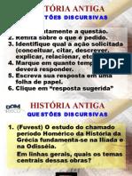 História Geral PPT - Pré-Vestibular Dom Bosco - Revisao de História Antiga