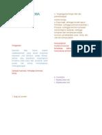 Leaflet Bahaya Narkoba