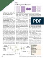 HDPE Production via Slurry-Loop Process