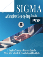 Six Sigma a Complete Step by Step Guide