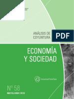Economia y Sociedad Nro. 58