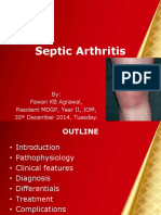 septic artritis
