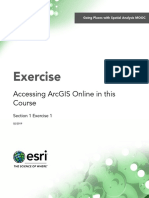 Section1Exercise1_AccessingArcGISOnlineInThisCourse