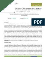 13. Format.hum - Do Demographic Characteristics of Academicians