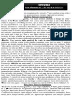 Meditação Sobre Emoções - NIB Paraná