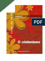 Primeiro Ciclo de Infância - Módulo II - Planos de Aula - O Cristianismo (FEB).pdf