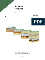 Cours de Prospection Geophysique