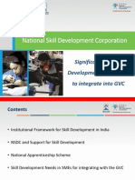 Nsdc Ppt for Ges 2018