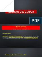 Sesion 4 Gestion de Color Cuatricromia