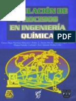 Simulacion de Procesos en Ingenieria Quimica