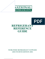 Refrigeration Gas Catalog