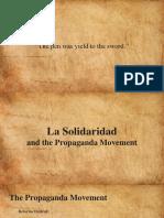 lasolidaridadandthepropagandamovement-180429134702