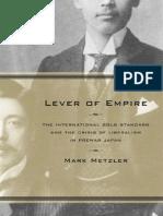 Lever of Empire