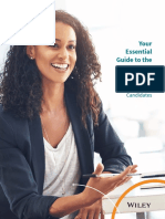 Wiley Guide to CMA Exam