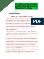 BRIEF DEL CORREGIMIENTO EL CARAÑO.docx
