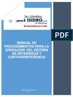Manual de Referencia y Contrarreferencia