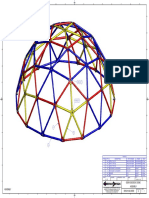 SW1210!04!00059 - Geodesic Dome Drawings