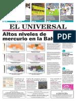 """Intervención al periodico """"El Universal"""""""