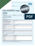 GALVASPAN_G550