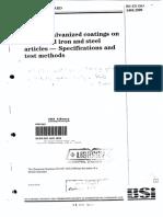 BS EN ISO 1461 [1999]