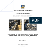 Urban Water Supply System-Thesis.pdf