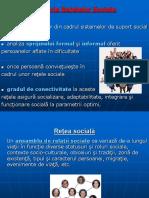 Teoria Retelelor Sociale