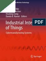 2017 Book Industrial Internet Of Things