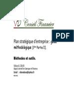 VDCF Formation Plan Stratégique d'Entreprise 1ère Partie Mai 2015