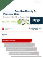 Brazil Beauty Sector