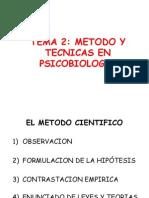 Psicobiología 1_Tema 2