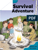 Survival Adventure Oxford Reading Tree Children's Literature (RL 2; 1386 Words)
