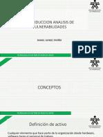 Introduccion Analisis de Riesgos y Vulnerabilidades(1)