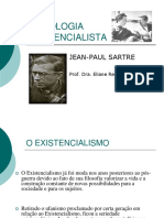 FENOMENOLOGIA EXISTENCIAL/SARTRE