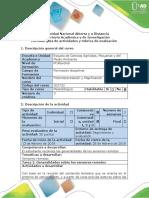 Guía de Actividades y Rúbrica de Evaluación - Tarea 2. Generalidades Sensores Remotos