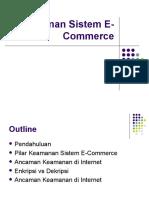 Keamanan Sistem e Commerce