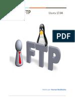 Instalar servidor FTP en Linux