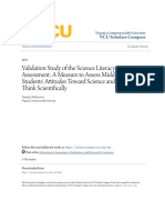 Validation Study of the Science Literacy Assessment- A Measure to.pdf