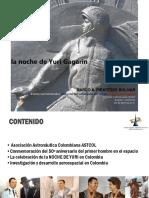 Asociación Astronáutica Colombiana [Presentación Oficial]