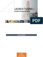 POST LAUNCH TUNING - Troubleshooting guidelines Final.pptx