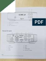 Manual Kaon NA9240HD