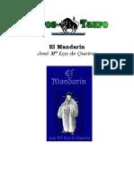 Queiroz, Jose Maria Eca de - El Mandarin