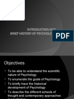 1 Introductionandbriefhistoryofpsychology Presentation 120808225946 Phpapp02
