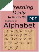 The Alphabet - March 2019