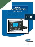 98-70006 844e Sprayer Control Usermanual Enus