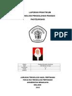 TM + LAPORAN LKP PRAKTIKUM PASTERURISASI