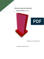 04 Analisis y Diseño de Muro de Contención SAP2000 v19.1.0