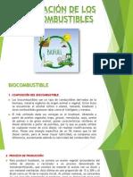 Aplicación de Los Biocombustibles