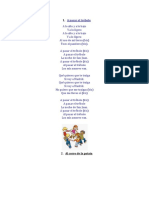 20 cantos infantiles.docx
