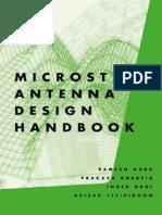 Artech - Microstrip Antenna Design Handbook.pdf
