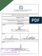 Atencion Medica Servico Urgencias 2660-003-045